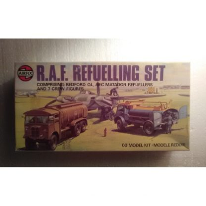 RAF Refuelling Set Kit