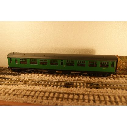 BR 63' Bulleid Open 2nd Malachite