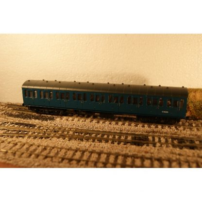 BR 57' Mark 1 Suburban Second Blue 'E46200'