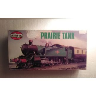 Prairie Tank locomotive Kit