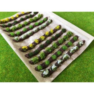 Farm Crops Set 02 Spring Tufts TUFT-FC