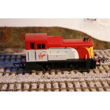 Virgin 0-4-0 Diesel Class 06 Mechanical Shunter